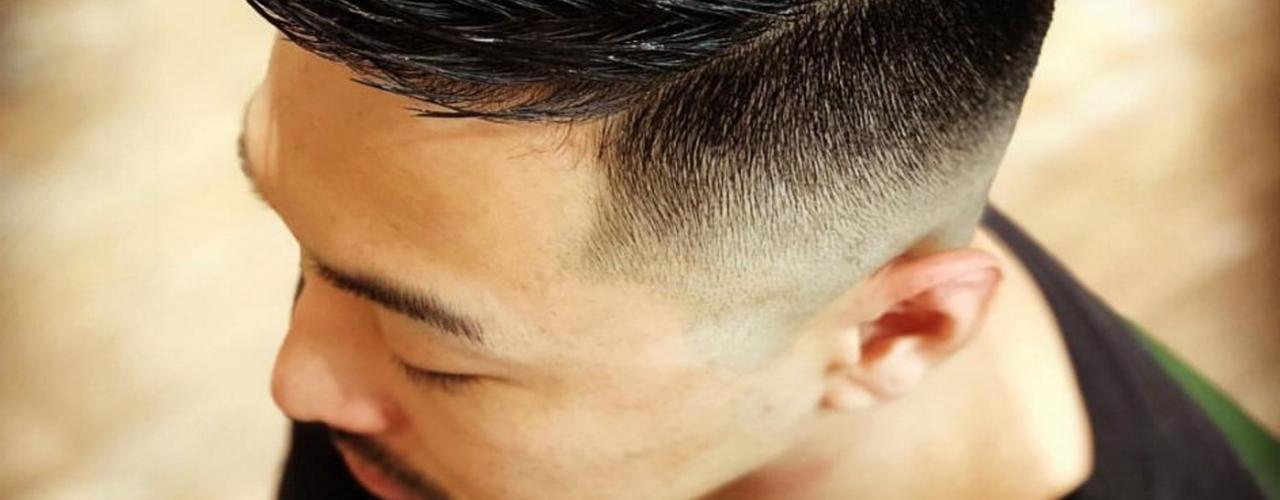 十款男生渐变发型,男生这样剪更帅气